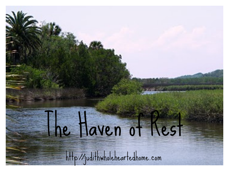 Haven of Rest + WholeHearted Wednesdays Linkup #59