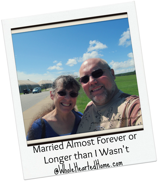 Married Almost Forever or Longer than I Wasn't