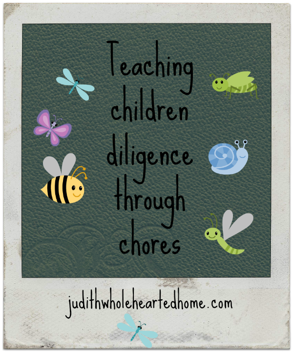 Setting Chore Routines for Children