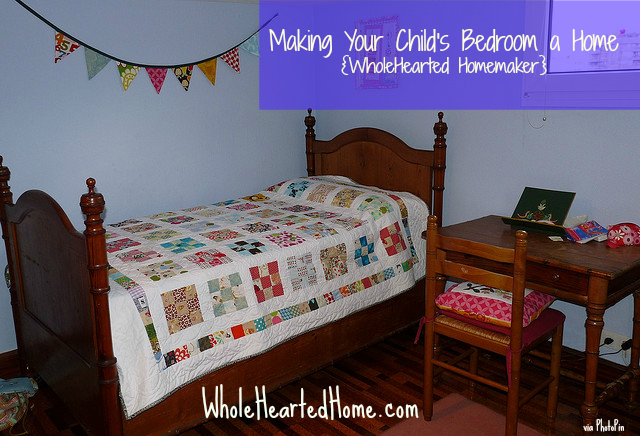 Making Your Child's Bedroom a Home