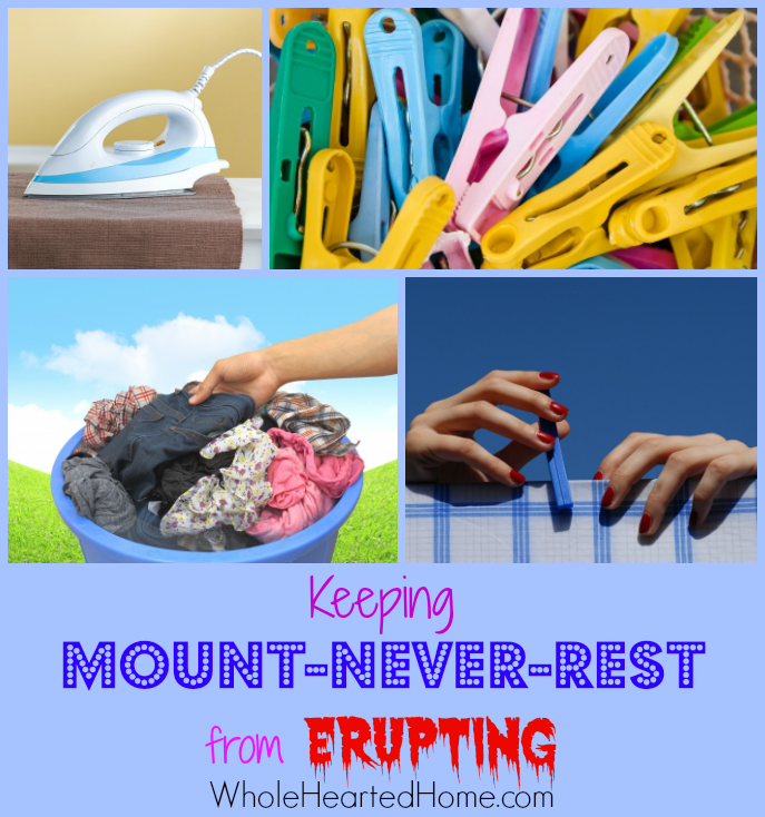 Keeping Mount-Never-Rest from Erupting