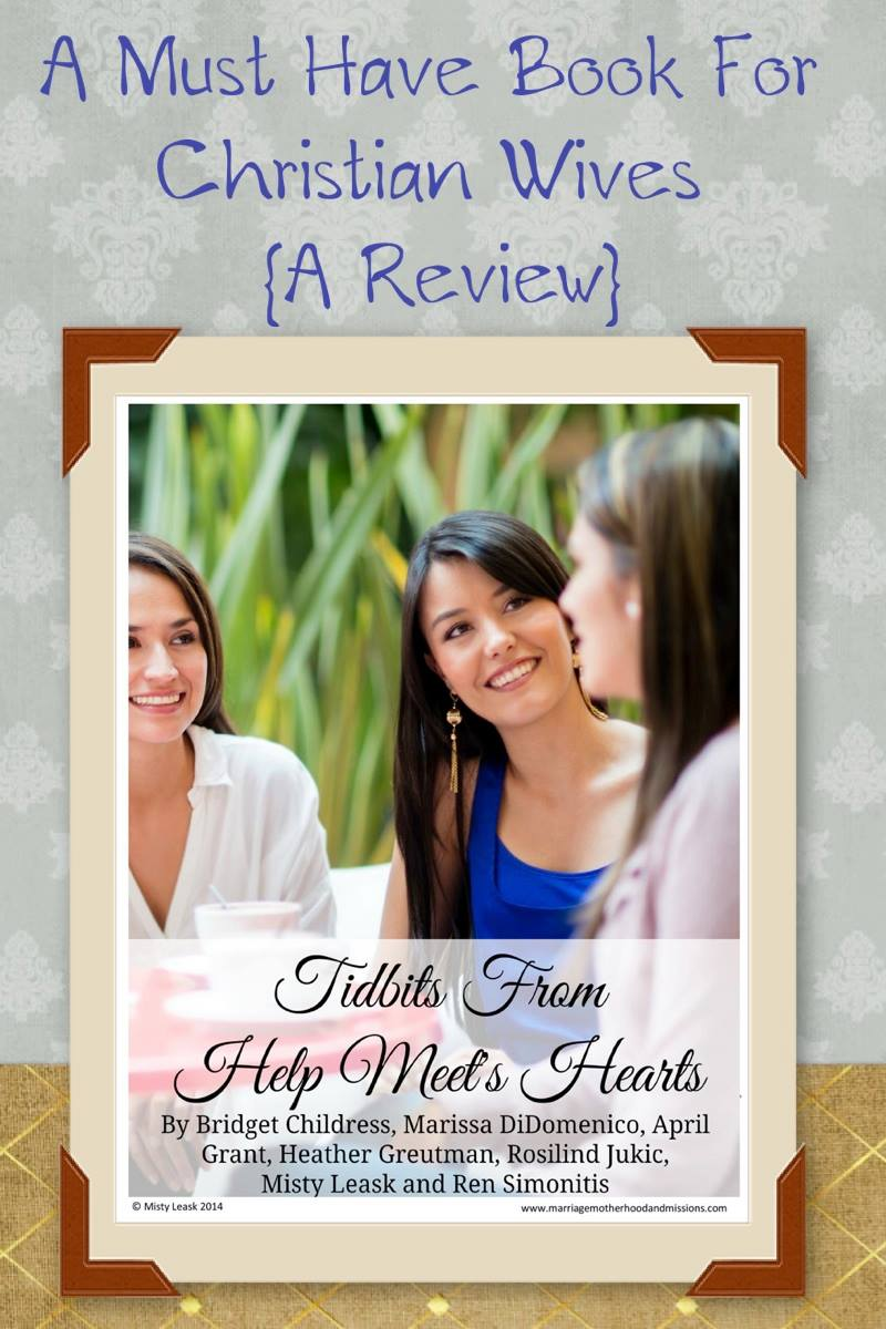 Tidbits from Help Meets' Hearts {Book Review} + Giveaway + WholeHearted Wednesday #85