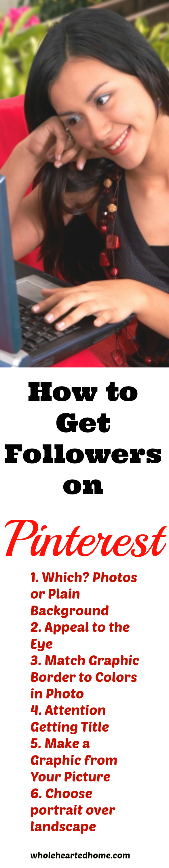 How To Get Followers on Pinterest + WholeHearted Wednesday #98