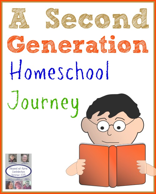 A Second Generation Homeschool Journey