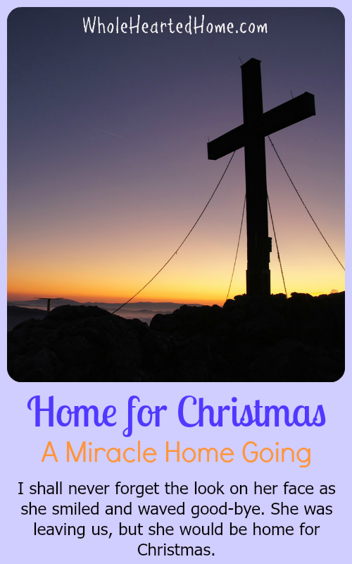 Home For Christmas: A Miracle Home Going + WholeHearted Wednesday #123