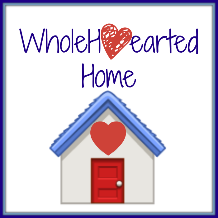 WholeHearted Home Button 1