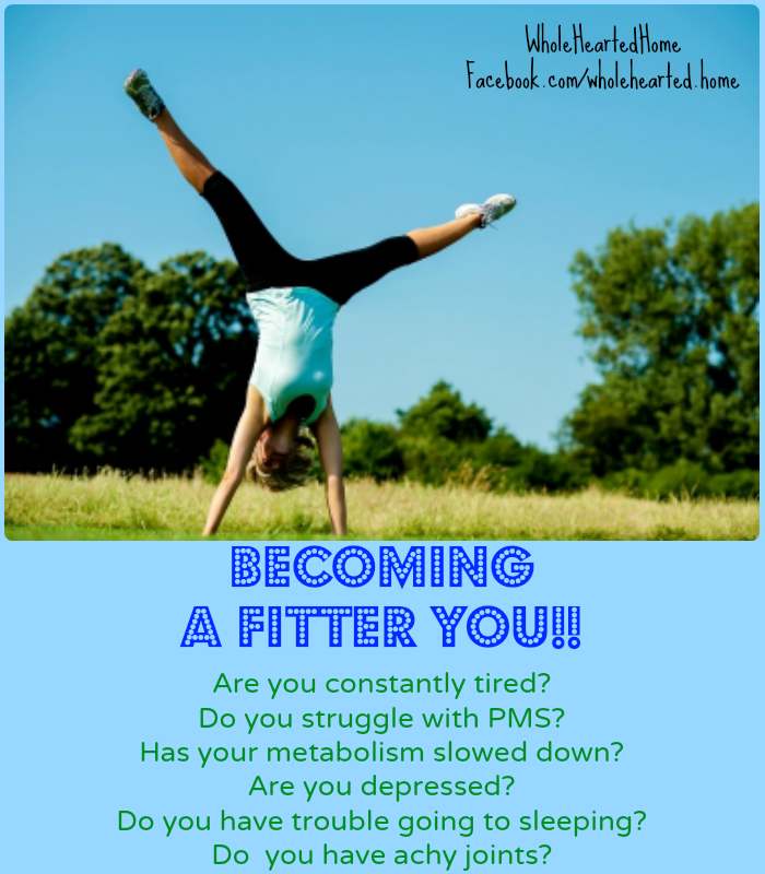 Becoming A Fitter YOU!!