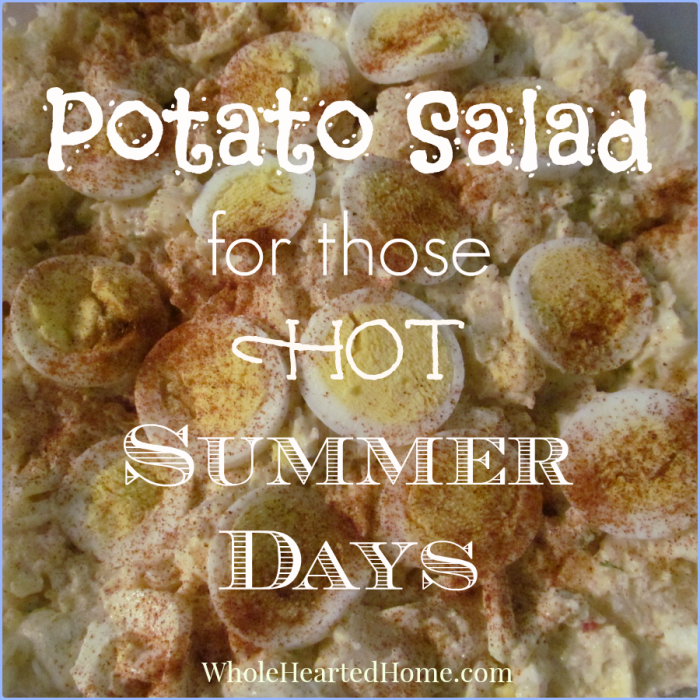 Potato-Salad-for-those-Hot-Summer-Days