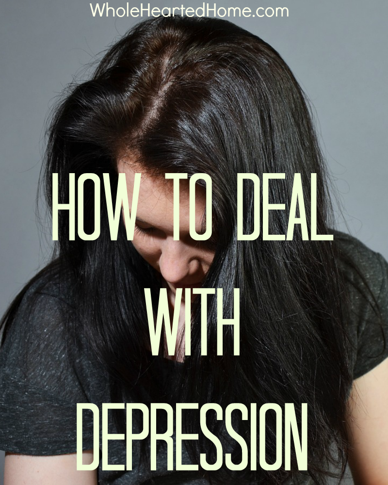 How To Deal with Depression {Periscope}