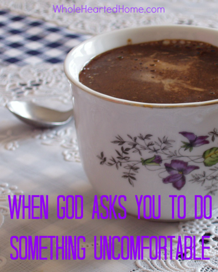 When God Asks You to Do Something Uncomfortable - Acts 10
