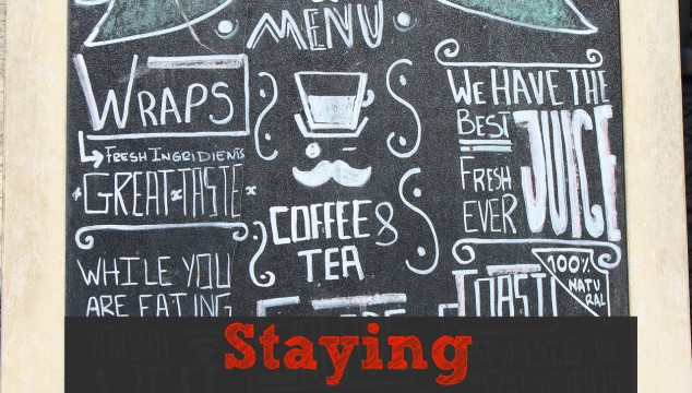 Staying Consistent with Menu Planning