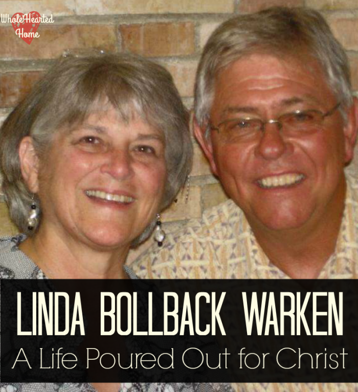 Linda Bollback Warken A Life Poured Out for Christ 1