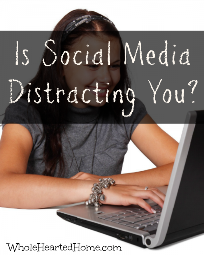 Is Social Media Distracting You