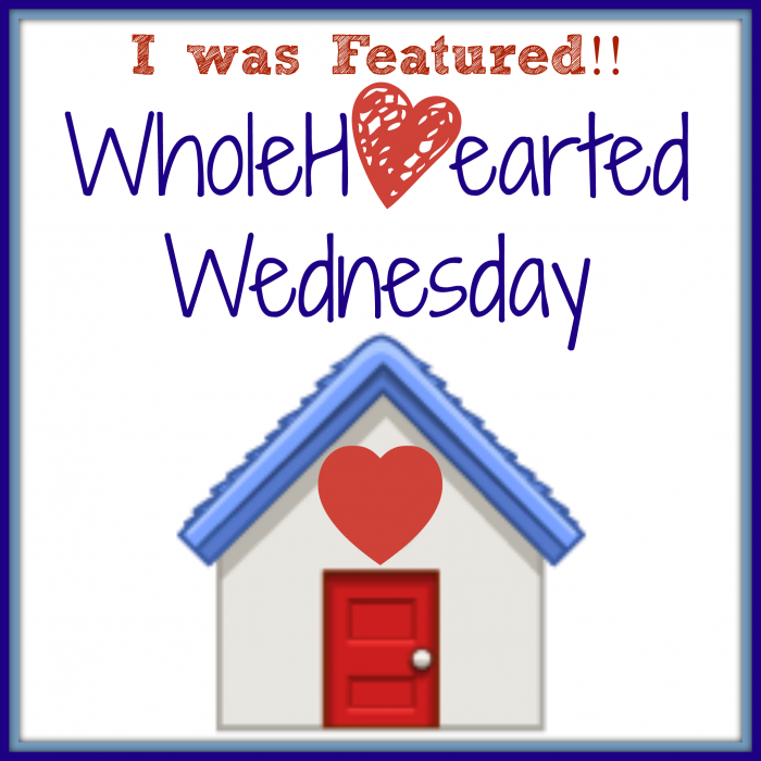 WholeHearted Wednesday Featured 1