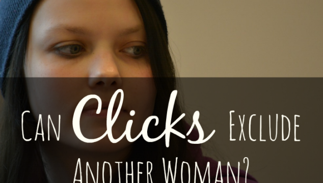 Can 'Clicks' Exclude Another Woman?