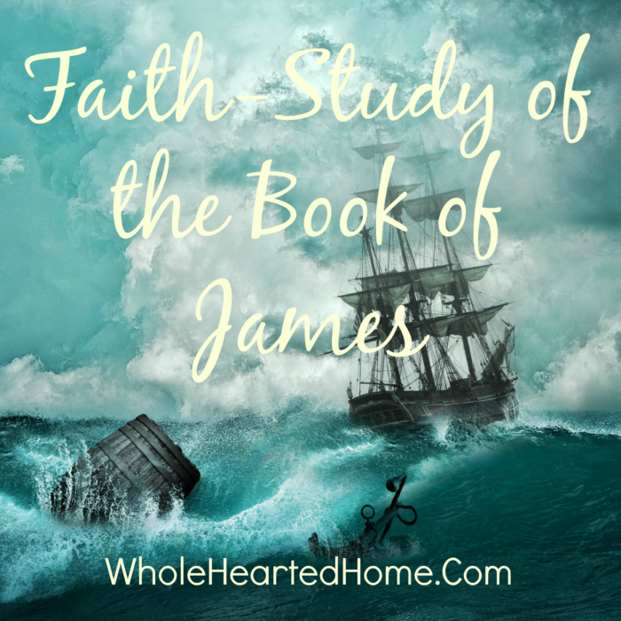 Faith-Study of the Book of James